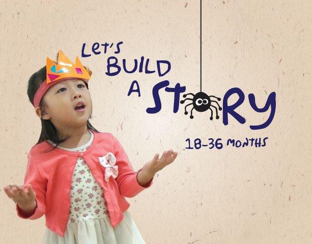 Let's Build a Story