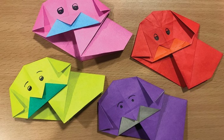 Japanese origami paper (a), Design & Craft, Others on Carousell | 456x730