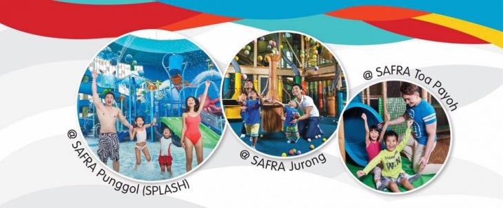 Kidz Amaze Indoor Playground @ SAFRA Jurong
