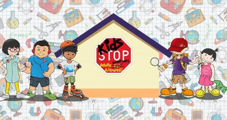 KidsSTOP, by Science Centre Singapore