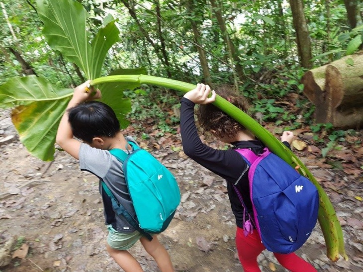 Forest School - Singapore