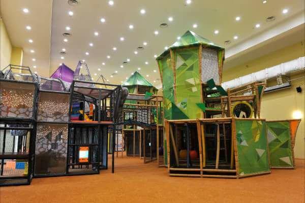 Kidz Amaze Indoor Playground @ SAFRA Toa Payoh