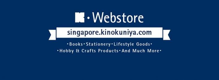 Kinokuniya Singapore Webstore
