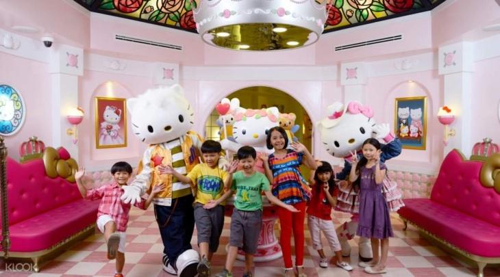 4fd084661 Sanrio Hello Kitty Town & Thomas Town in Johor Bahru | Tickikids ...