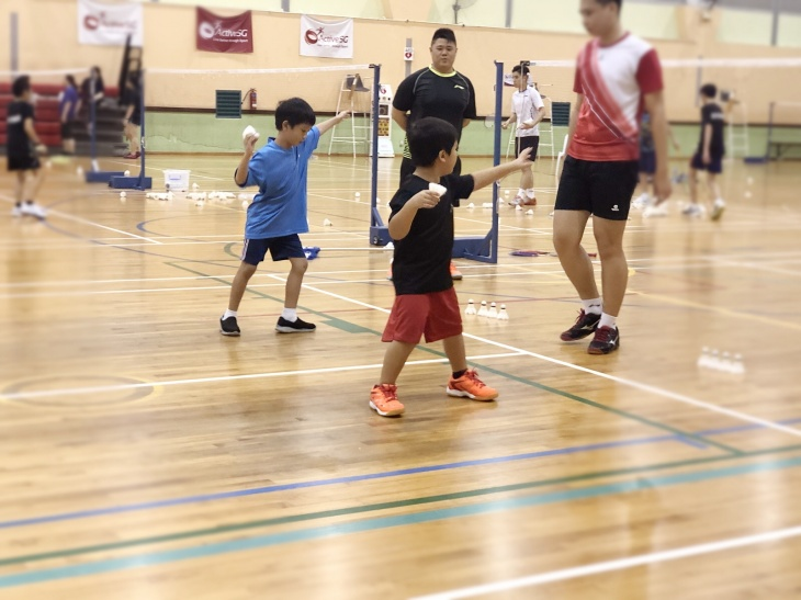 Arrows Badminton Academy