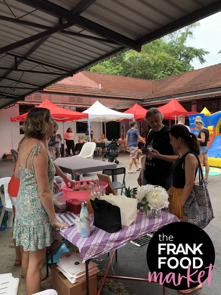 Frank Food Market - May