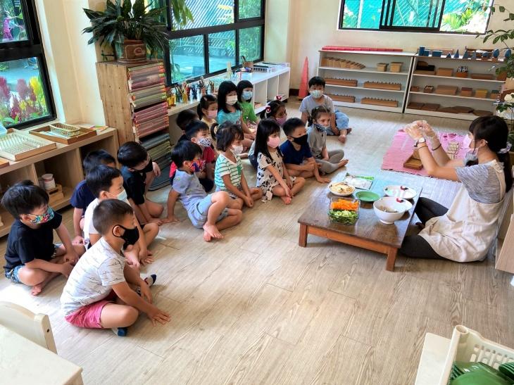 Greentree Montessori Children Cottage
