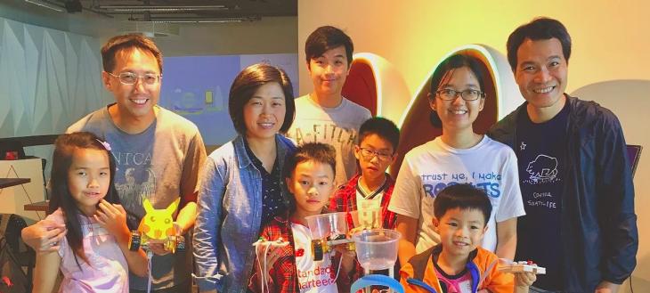 Parents and Kids Workshop