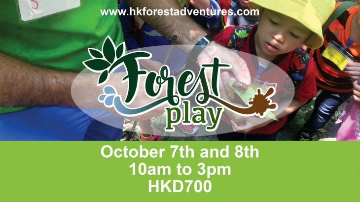 Mid-Autumn Festival Forest Play