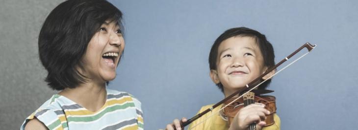 Family Music Program. Step 1: Infant/Toddler Music (0-3 yrs)