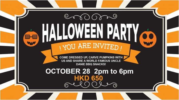 HKFA Halloween Party (ages 3 -7)
