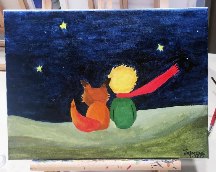 兒童視覺藝術課程