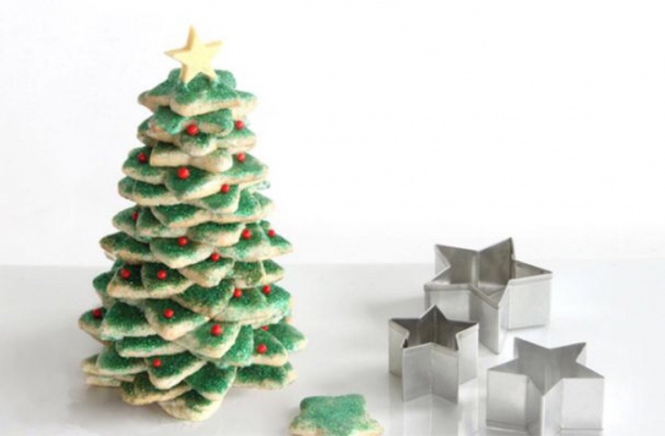 3d Christmas Tree Cookies Tickikids Hong Kong