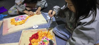 Early Childhood Art Classes (3-5 yrs)