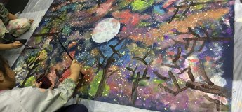 Comprehensive Art Classes (6-11 yrs)
