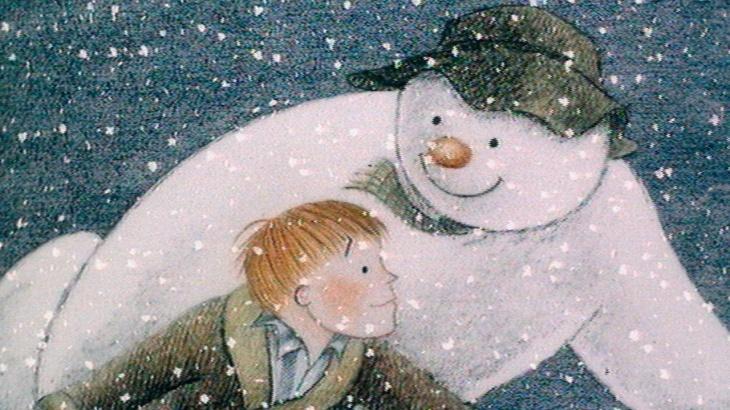 The Snowman & The Bear