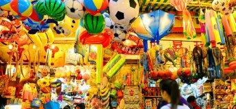 Tai Yuen Street (Toy Street) & Cross Street Bazaar
