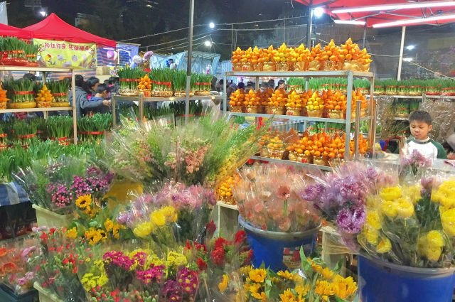 Flower Markets 2018