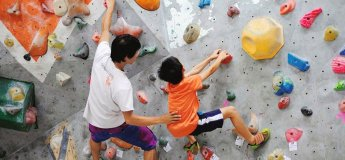 Kids Climbing Course