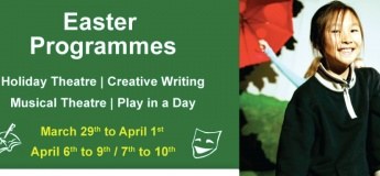 Easter Theatre & Creative Writing Programmes