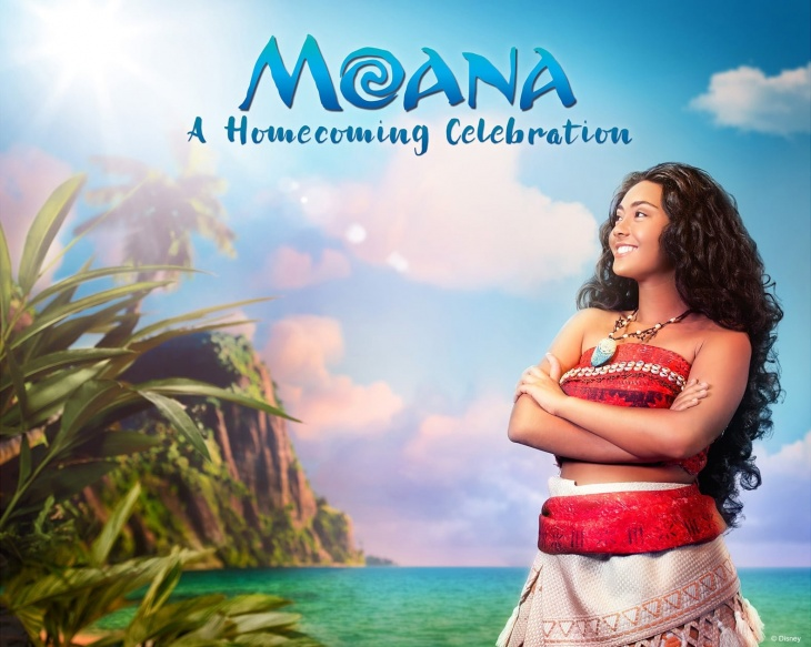 """""""Moana: A Homecoming Celebration"""" (Opening in May 2018)"""