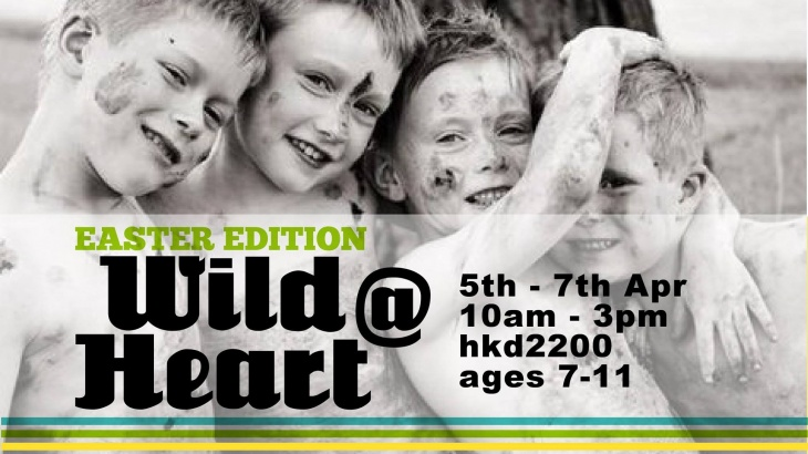 Easter Wild at Heart Camp