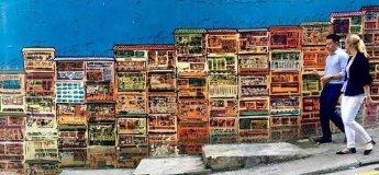 Central Street Art Tour