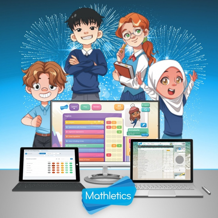 Mathletics Summer Camp 18 Classes (3-18 years) Kowloon