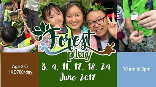 Fully Booked! Forest Play