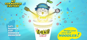 My Cup Noodles Factory