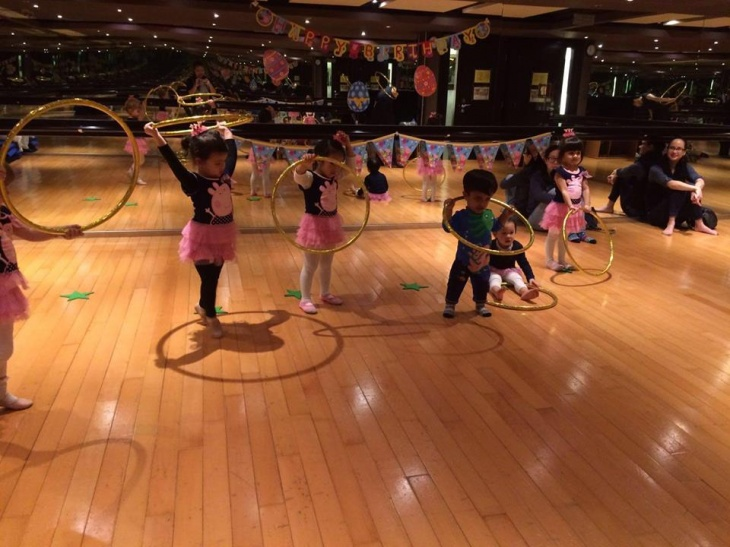 Dancing Class by la Sylphide @Kendall Discovery Summer Program