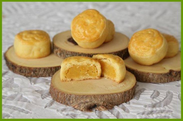 Parent-Child Custard Mooncake Baking Workshop