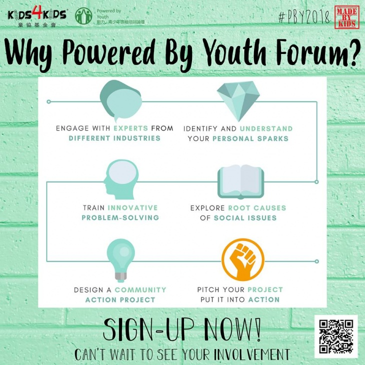 Powered by Youth Forum (PBY) 2018