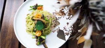 Veggie Mami's pop up at Taste Kitchen