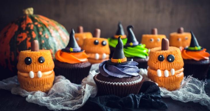 Halloween Party Cupcake Workshop