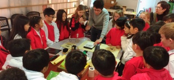 "Student Activities ""Vivid World of Chinese Characters"""