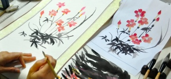 Traditional Chinese Painting Workshop