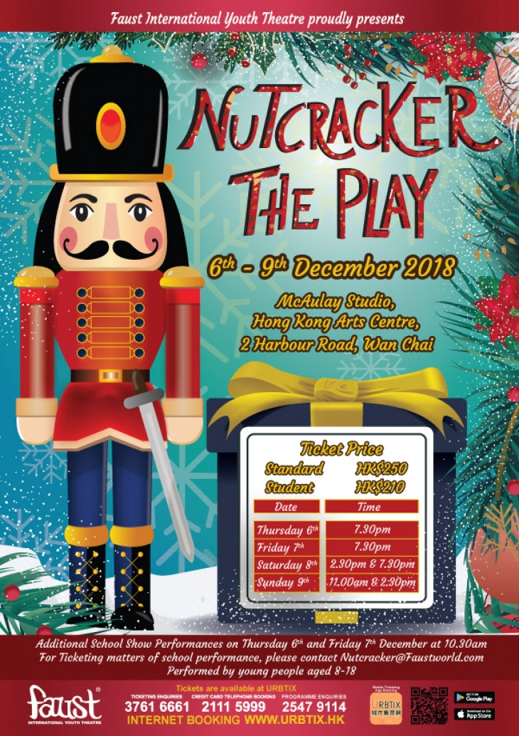 Nutcracker The Play