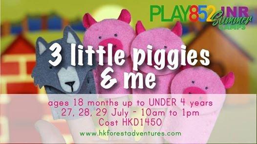 Three Little Piggies & Me