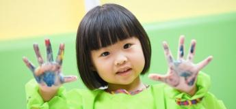 Art & Sensory Play (3-6 years old)