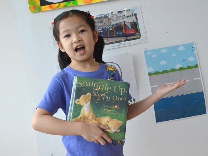 Speech Festival Workshops @ Kids' Gallery Hong Kong & Kowloon