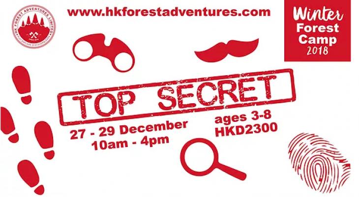 Top Secret Camp