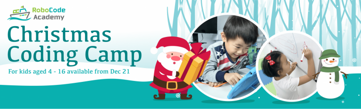 X'MAS STEM / Coding Holiday Camps