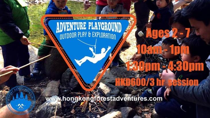 Adventure Playground - November & December