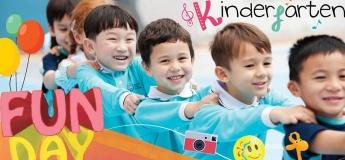 Kindergarten Fun Day