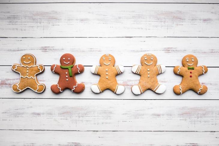 Kids Gingerbread Cookies Workshop