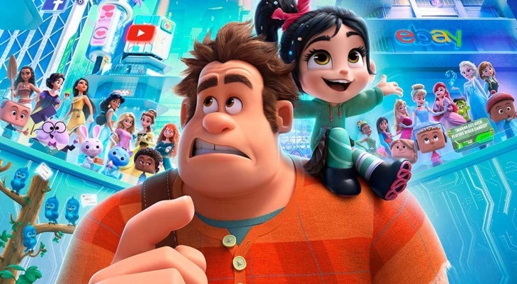 Ralph Breaks The Internet @ Cinema City