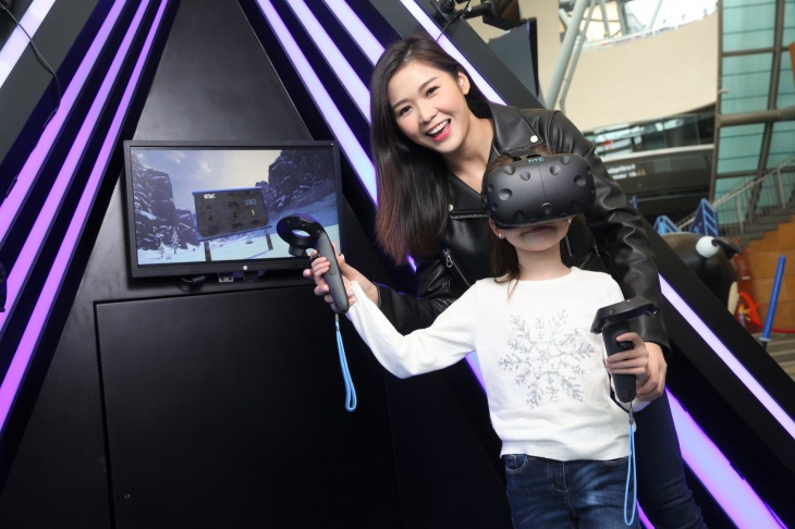 """The virtual reality mission challenge""""Christmas Agents Academy"""""""