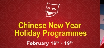 Chinese New Year Programmes