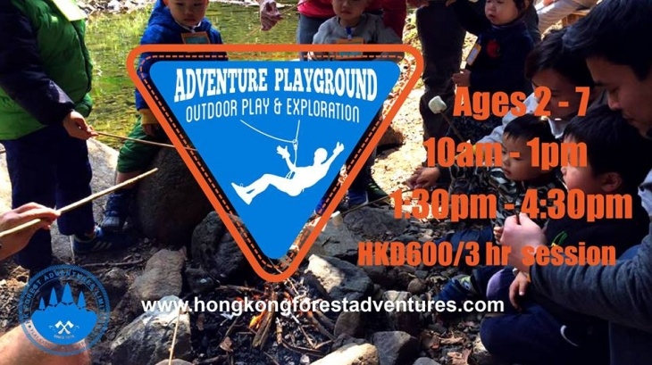 Adventure Playground Jan & Feb 2019